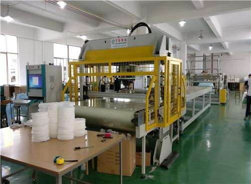 长沙全自动CAD排版皮带式面膜裁断机