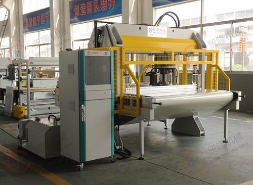 贸隆机械 全自动面膜裁切机