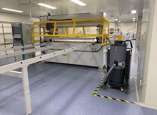 贸隆机械 全自动CAD排版面膜裁断机