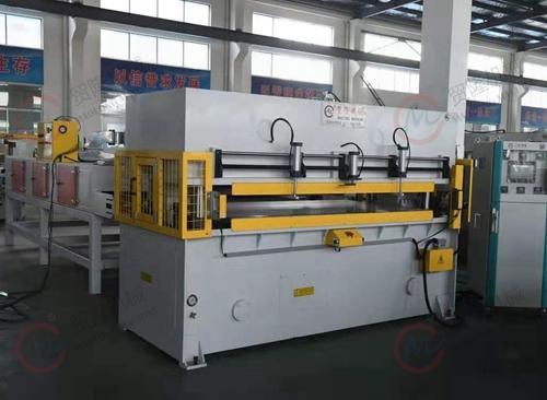 广州贸隆机械 蜂窝板封边成型裁断机