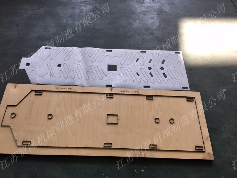 汽车内饰件定位裁切,汽车内饰件成型裁断机,座椅加热材料定位裁切机