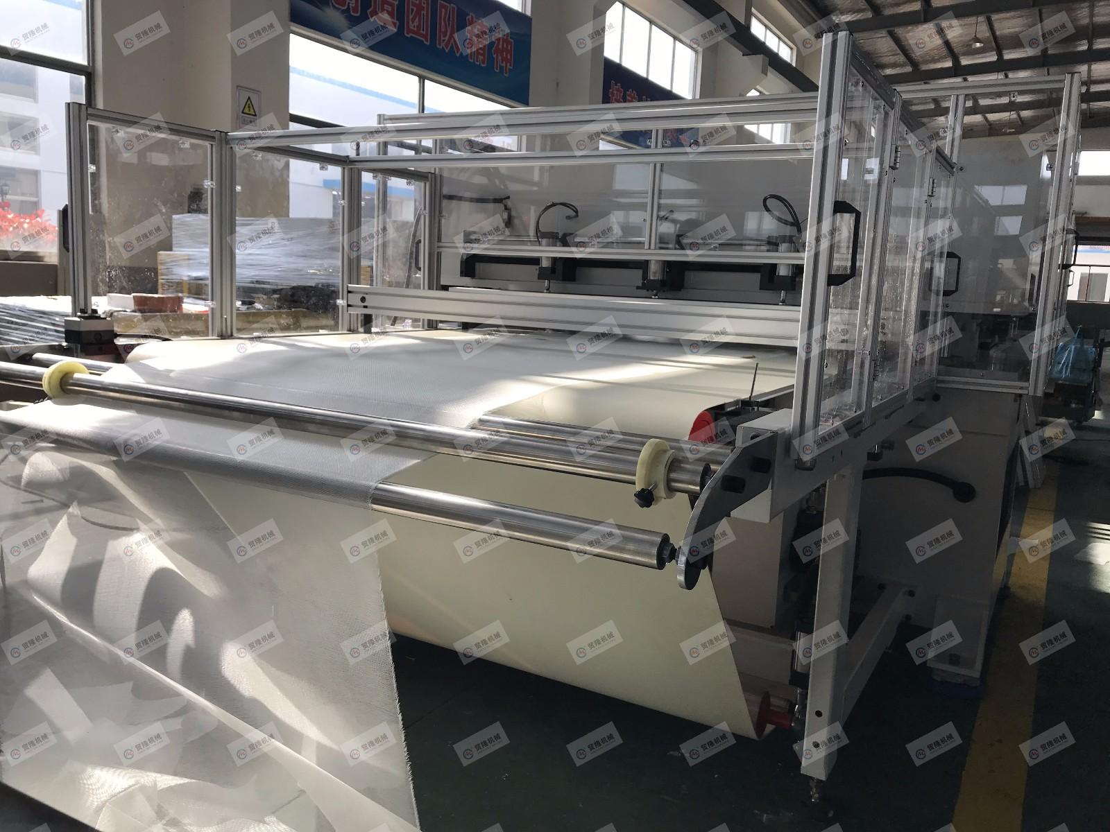 玻璃纤维,汽车内饰,裁断机,裁切机,下料机,模切机,耐热纤维