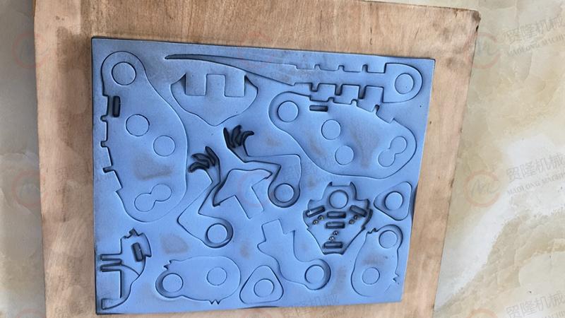 海洋动物世界下料机,裁切机,裁断机,EVA拼图地垫,手工DIY泡沫片
